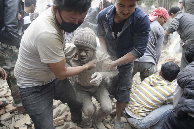 Thủ tướng Nepal: Có thể lên đến 10.000 người chết - ảnh 1