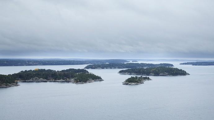 Thụy Điển cáo buộc tàu chiến Nga 'quấy nhiễu' - ảnh 1