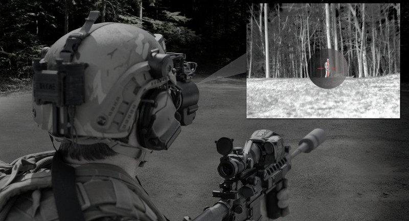 Quân đội Mỹ sắp gắn 'mắt thần' lên súng nhắm - ảnh 1