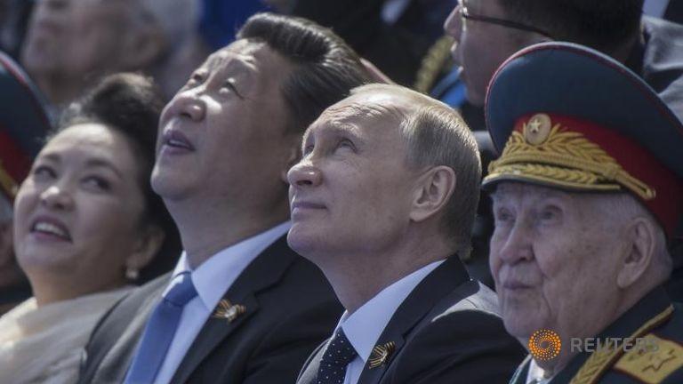 Trung Quốc mời quân đội Nga đến Bắc Kinh duyệt binh - ảnh 1