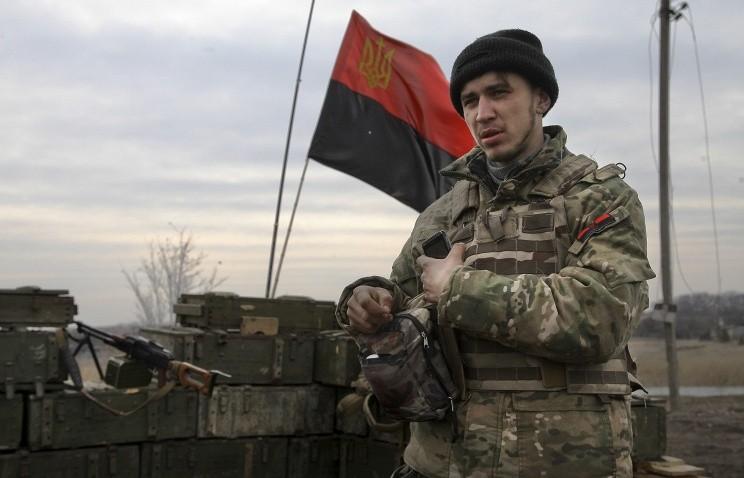 Đảng cực đoan tại Ukraine đe dọa leo thang xung đột  - ảnh 1