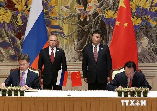 Nga-Trung: Bằng mặt nhưng chưa chắc bằng lòng - ảnh 1