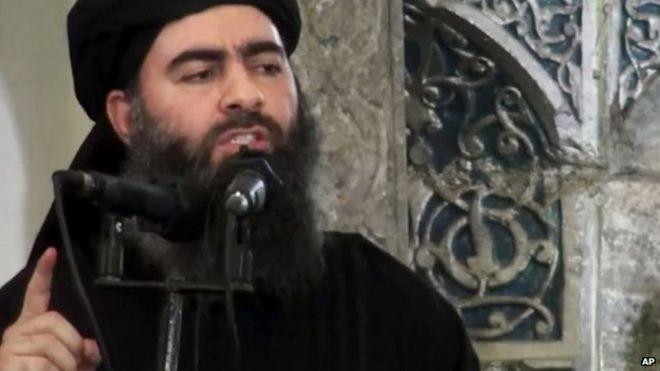Thủ lĩnh nghi đã chết của IS bất ngờ 'lên tiếng' - ảnh 1
