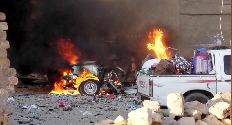 IS đánh chiếm thành phố Ramadi của Iraq - ảnh 1