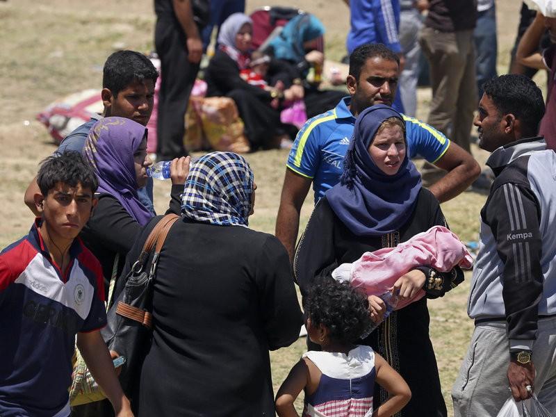 IS đánh chiếm thành phố Ramadi của Iraq - ảnh 2