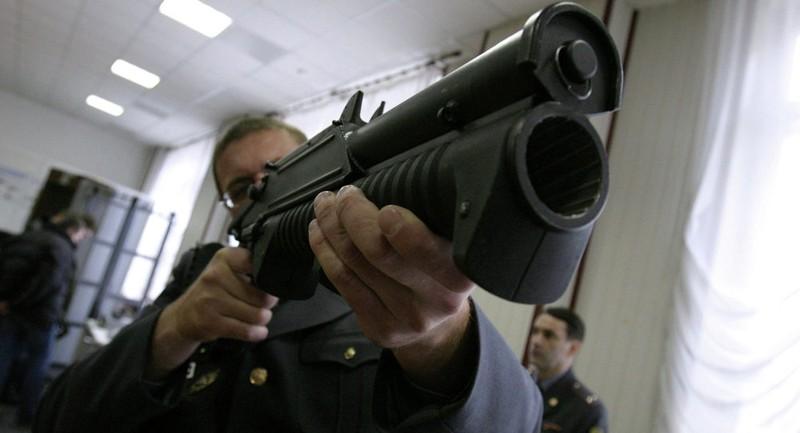 Nga từ chối tham gia Hiệp ước Buôn bán Vũ khí - ảnh 1