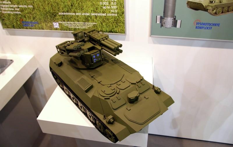Nga sắp thử nghiệm hệ thống phòng không Sosna - ảnh 2