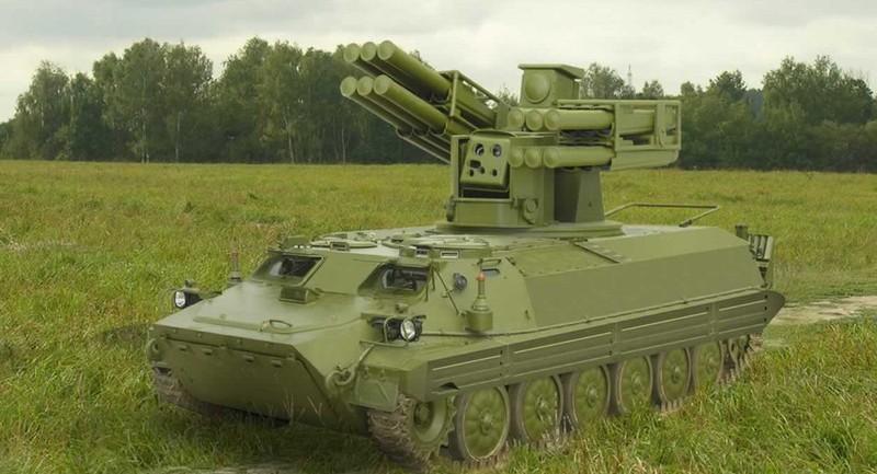 Nga sắp thử nghiệm hệ thống phòng không Sosna - ảnh 1
