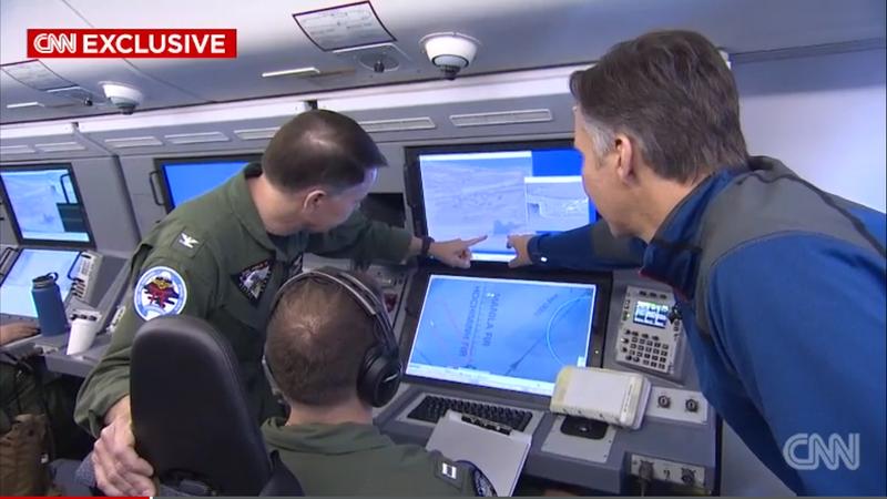 Trung Quốc xua đuổi máy bay trinh sát Hoa Kỳ trên Biển Đông - ảnh 1