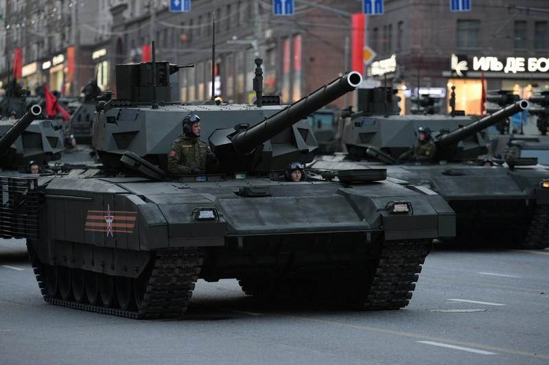 Pháp – Đức phát triển xe tăng 'đuổi theo' Armata của Nga - ảnh 1