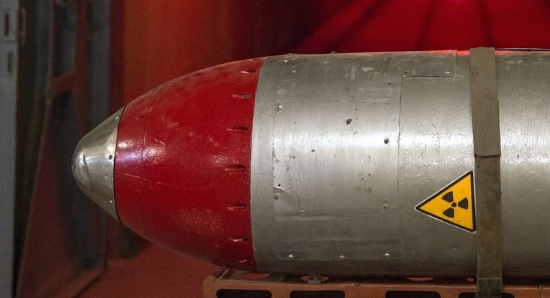 Nhà nước Hồi giáo nhắm đến bom hạt nhân - ảnh 1