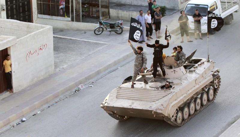 Chiến tranh chống IS: Iran chính thức vào cuộc - ảnh 1