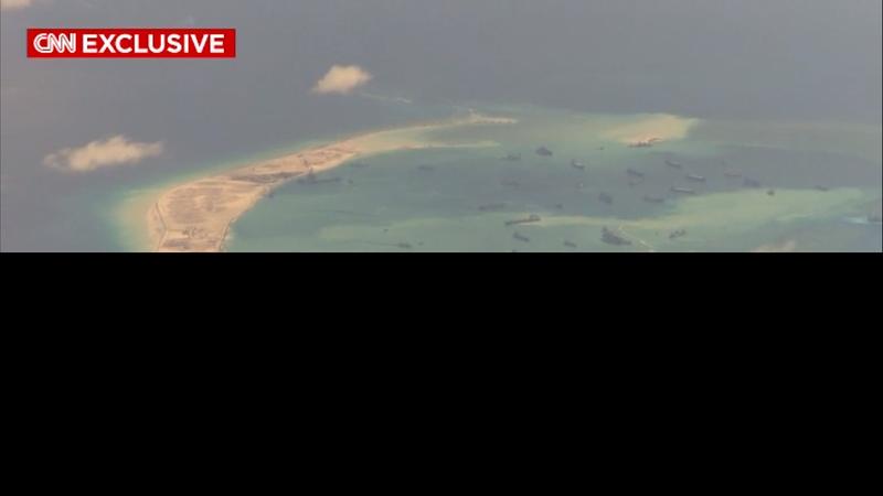 Máy bay Philippines vẫn thách thức Trung Quốc ở biển Đông - ảnh 1