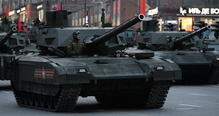 Mỹ cố gắng 'vượt mặt' xe tăng Armata Nga - ảnh 2