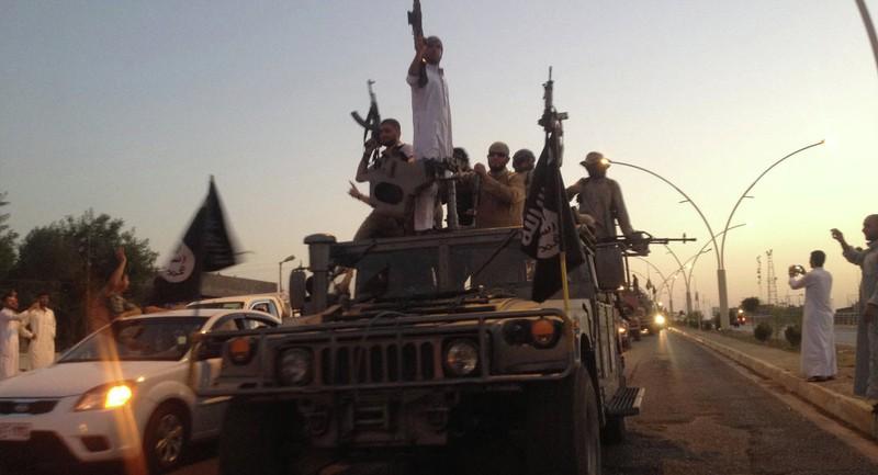 Giải mật Lầu Năm Góc: IS là sản phẩm của người Mỹ - ảnh 1