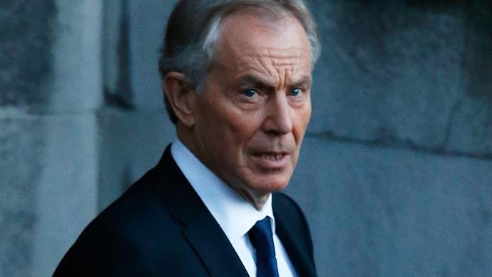 Cựu thủ tướng Anh từ chức Đặc phái viên hòa bình Trung Đông - ảnh 1