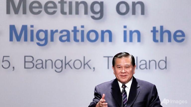 Sẽ lập đội đặc nhiệm chống buôn người ở Đông Nam Á - ảnh 1