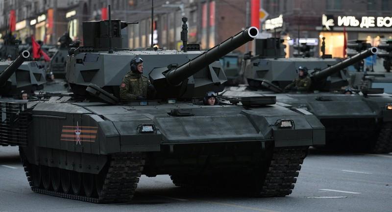 Tăng Armata sắp nâng cấp thành rô-bốt - ảnh 2