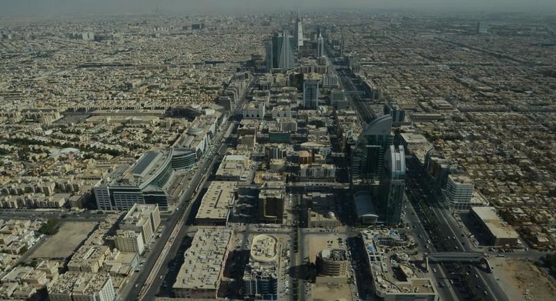 Ả Rập Saudi nắng nóng kỷ lục 65 ° C  - ảnh 1