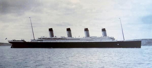 """Trung Quốc muốn """"tái sinh"""" tàu Titanic huyền thoại - ảnh 2"""