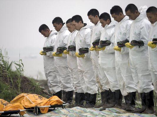 Thảm họa chìm tàu Trung Quốc: Số thiệt mạng tăng lên 331 người - ảnh 2