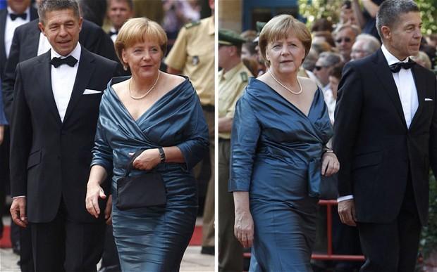 Nữ Thủ tướng Đức 18 năm 'trung thành' một kiểu áo - ảnh 2