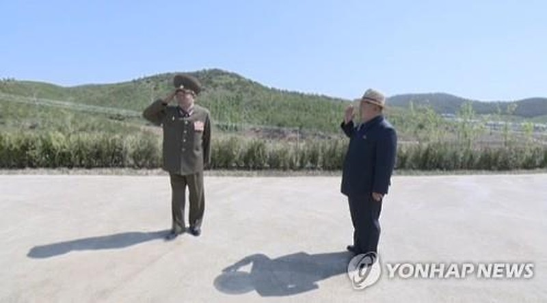 Kim Jong-un đã bổ nhiệm Bộ trưởng Quốc phòng mới? - ảnh 1
