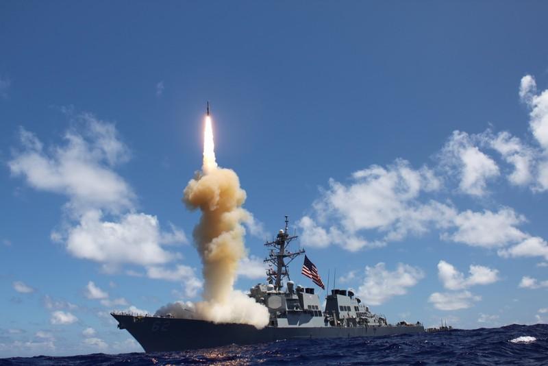 Mỹ, Nhật thử nghiệm thành công tên lửa hàng tỷ USD - ảnh 1