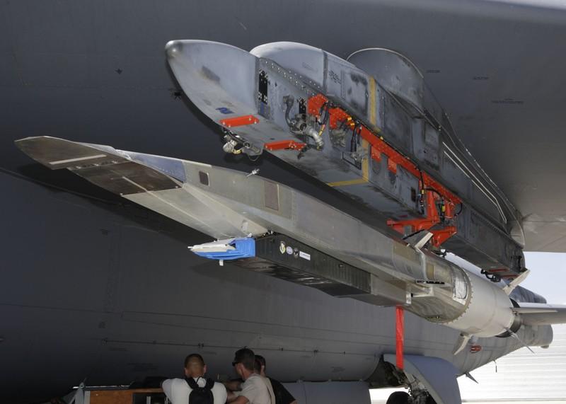 Mỹ chế tạo máy bay không người lái nhanh gấp 5 lần âm thanh - ảnh 1