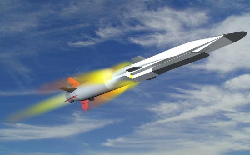 Mỹ chế tạo máy bay không người lái nhanh gấp 5 lần âm thanh - ảnh 2