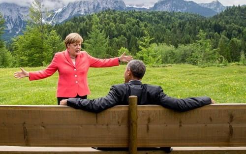 Tổng thống Obama: 'Ông Putin đang phá hủy nước Nga' - ảnh 2