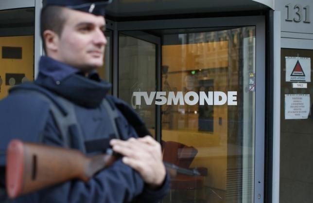Pháp nghi ngờ tin tặc Nga tấn công mạng đài TV5Monde - ảnh 1