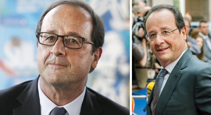 """Tổng thống Pháp và cặp kính """"sóng gió"""" nghị trường - ảnh 1"""