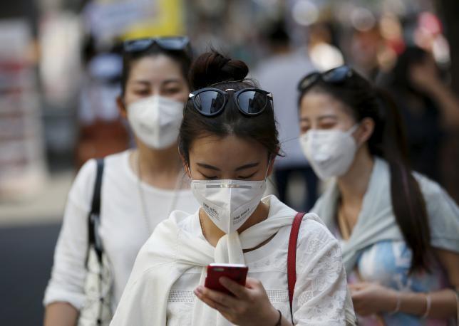 Số ca nhiễm MERS tại Hàn Quốc vẫn tăng nhanh - ảnh 1