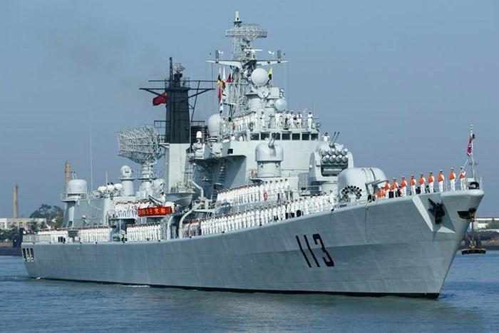 Trung Quốc tập trận gần Đài loan và Philipiines - ảnh 1