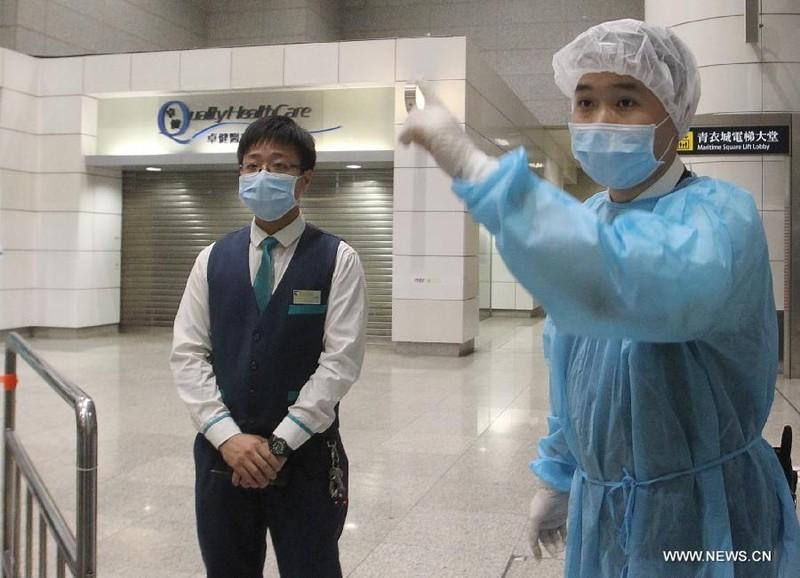 Trung Quốc ngưng cách ly 75 người nghi nhiễm MERS - ảnh 1
