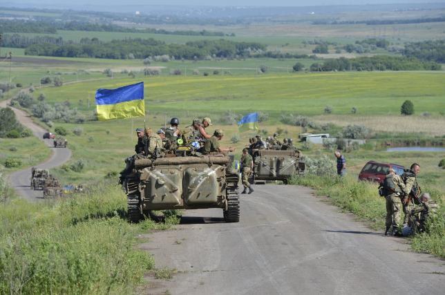 Giao tranh ác liệt, 6 binh sĩ Ukraine thiệt mạng - ảnh 1