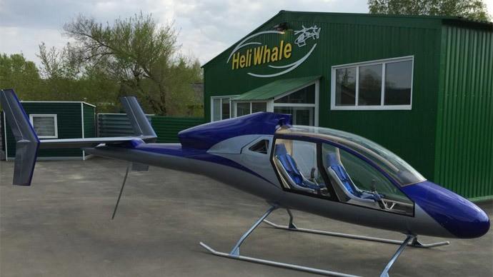 Nga trình làng máy bay trực thăng rẻ nhất thế giới - ảnh 1