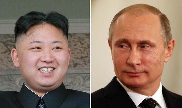 Ông Kim Jong-Un và Putin chuẩn bị mật đàm - ảnh 1