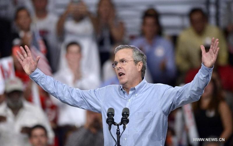 Thêm một thành viên 'gia tộc' Bush tranh cử tổng thống Mỹ - ảnh 1