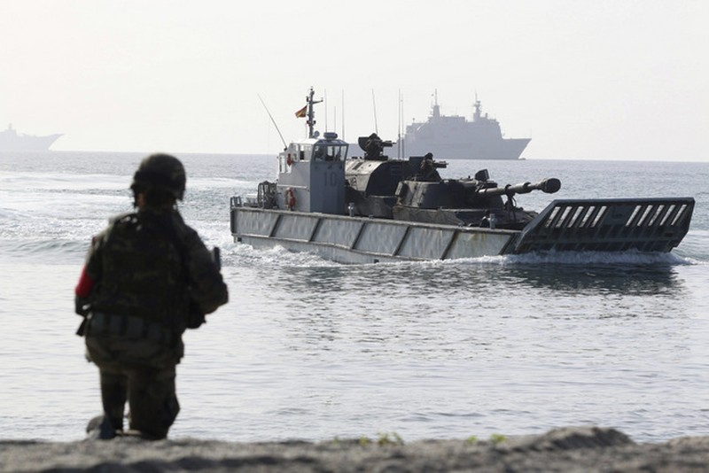NATO triển khai 25.000 quân tại Địa Trung Hải  - ảnh 2