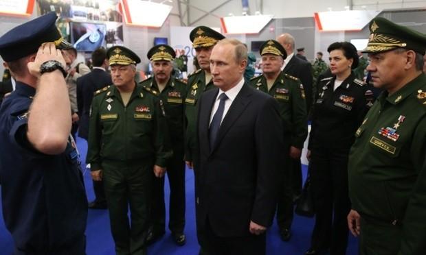 'Công viên giải trí quân sự' Nga làm phương Tây 'choáng váng' - ảnh 2