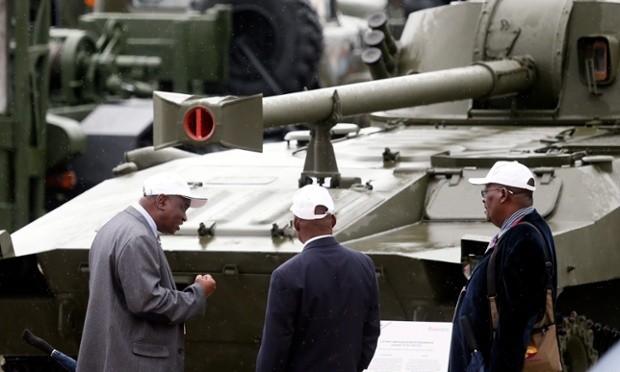 'Công viên giải trí quân sự' Nga làm phương Tây 'choáng váng' - ảnh 3