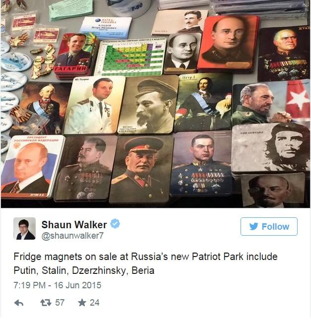 'Công viên giải trí quân sự' Nga làm phương Tây 'choáng váng' - ảnh 4