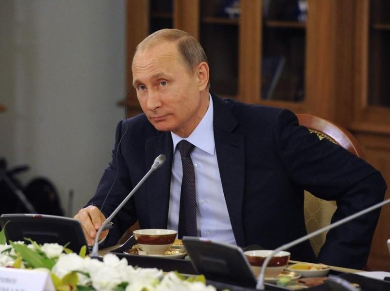 Putin: Không ai được cướp World Cup của Nga - ảnh 1