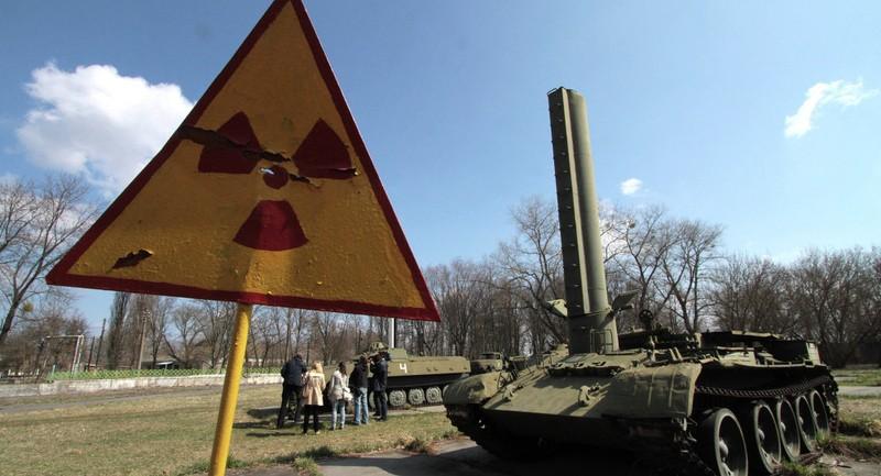 Ukraine cảnh báo rò rỉ phóng xạ tại Donetsk - ảnh 2