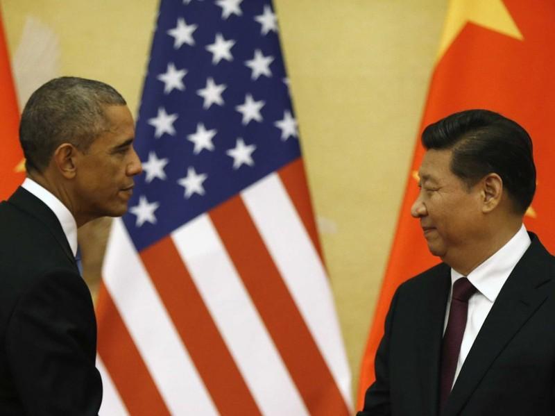 Trước thềm họp mặt Mỹ - Trung: Còn nhiều căng thẳng - ảnh 1