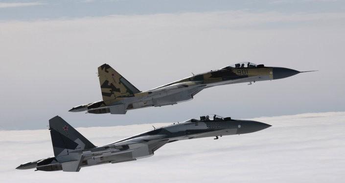 Nga triển khai Su-35 và Su-30SM về quân khu phía Tây - ảnh 1