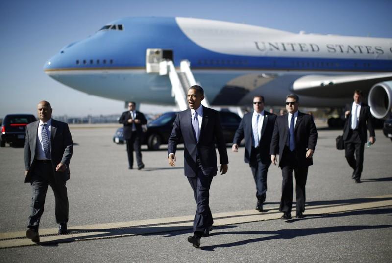 Một chuyến bay của Tổng thống Mỹ tốn bao nhiêu? - ảnh 1