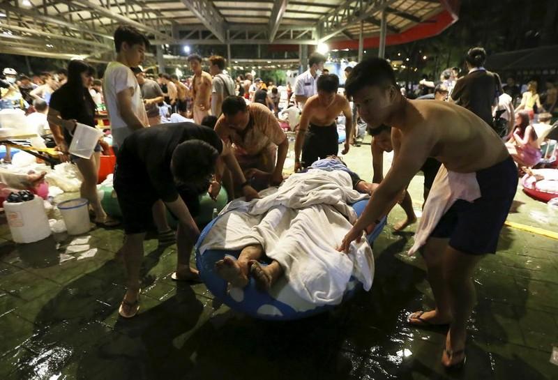 Đài Loan cấm bột màu 'bí ẩn' sau thảm họa cháy - ảnh 3